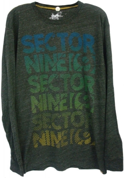 Sector 9 Marquee Long Sleeve Tee