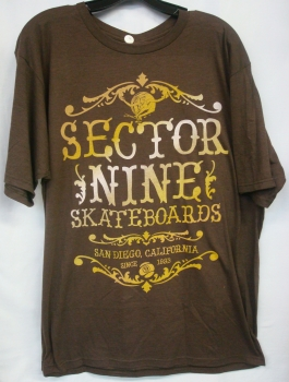 Sector 9 Single Barrel Eco Tee