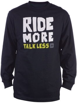 Ride Ride More Long Sleeve Shirt