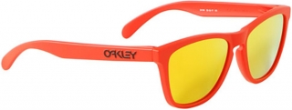 Oakley Frogskins Mesa Orange Sunglasses