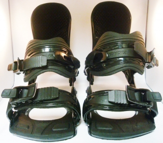 Ride LX Bindings Black Medium