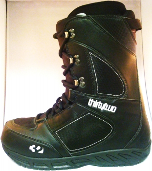 Thirty Two (32) Exus Snowboard Boots - Size 13 - Near New