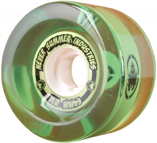 Never Summer NS Wheels - Longboarding Brands