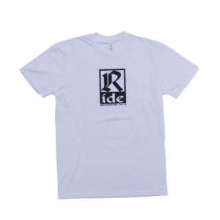 Ride Block Slim Tee