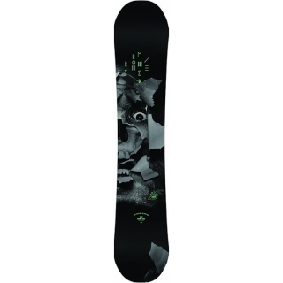 Rome SDS Artifact Rocker Snowboard 2014