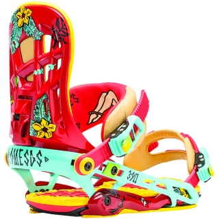 Rome SDS 390 Snowboard Bindings 2014