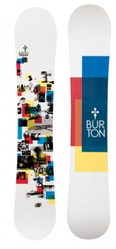 Burton Women\'s Troop Snowboard 154cm