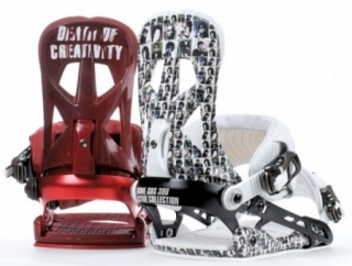 Rome SDS 390 Snowboard Bindings