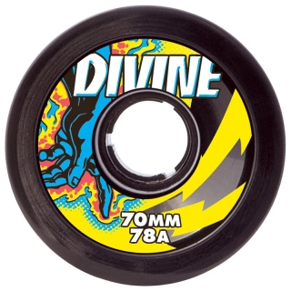 Divine Touch Longboard Wheels 70mm