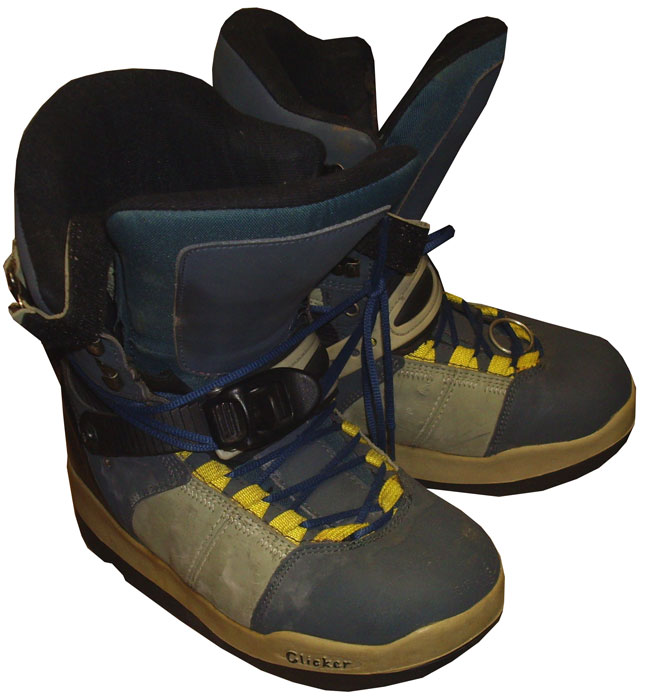 Shimano Skylord Step-In Snowboard Boots [Blue/Grey #107