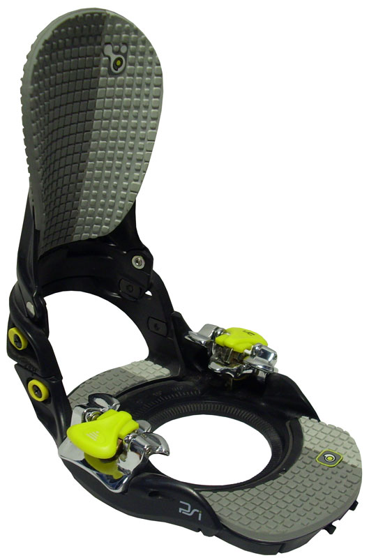 Burton PSI Step In Snowboard Bindings at Salty Peaks