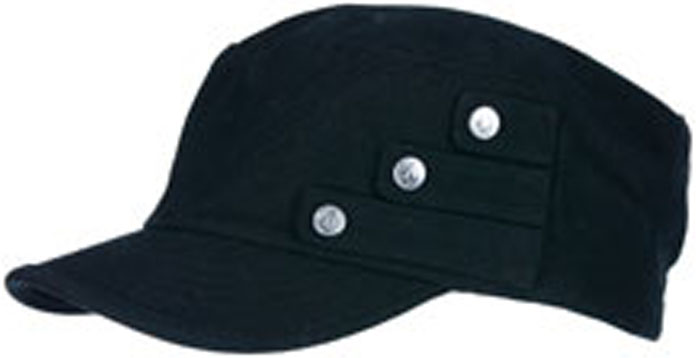 ab604cd15a7c58 Volcom Women's Warning You Military Cap at Salty Peaks