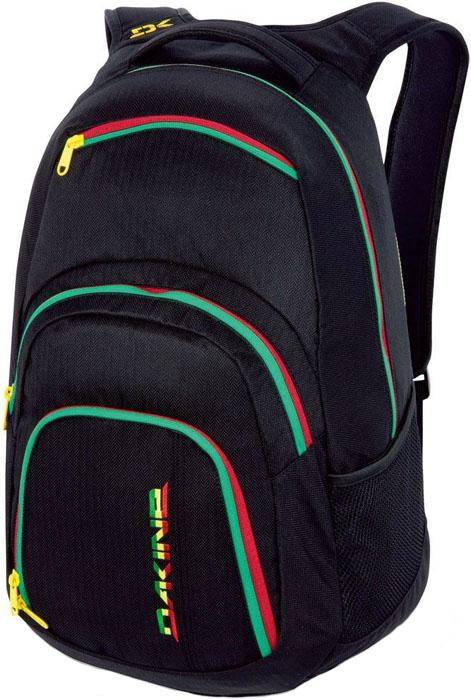 Dakine Campus LG Rasta Backpack at Salty Peaks
