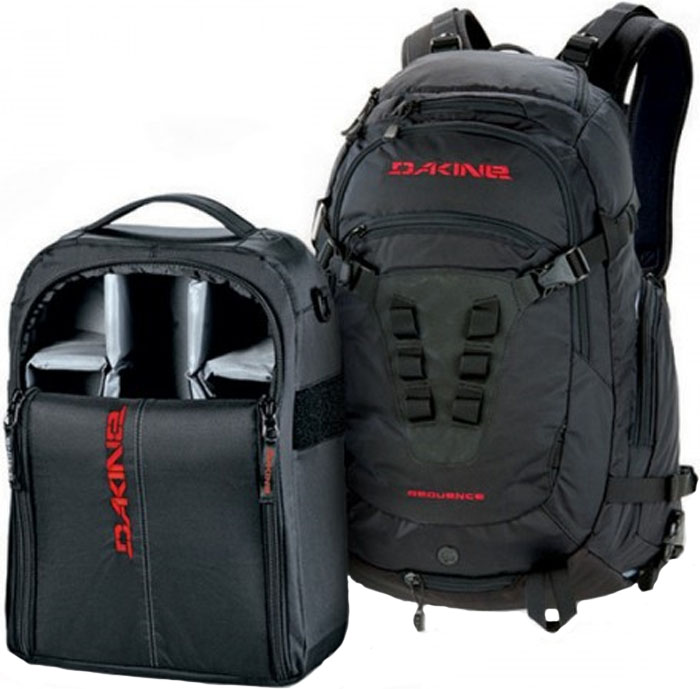 Dakine Sequence Photo Backpack at Salty Peaks