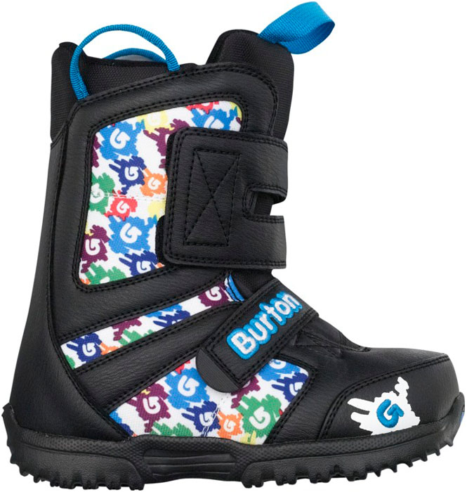 Salty Burton Snowboard at Grom Peaks Boots oxBdCe