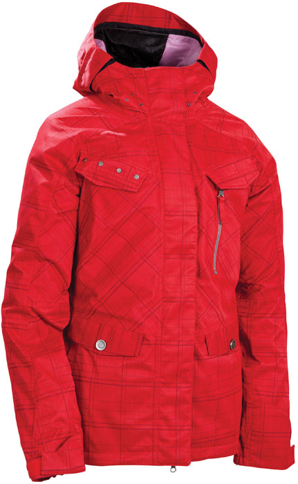 686 Womens Smarty Mode 3 In 1 Jacket