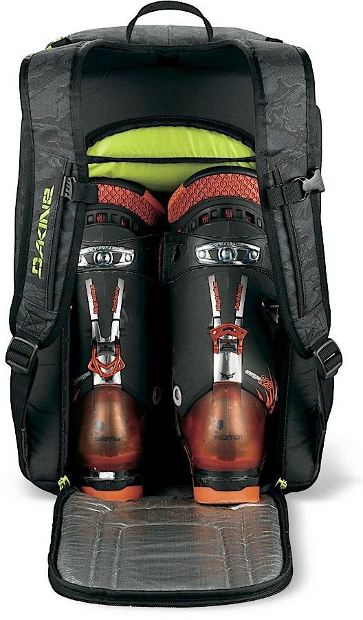 сумка dakine : Dakine boot pack at salty peaks