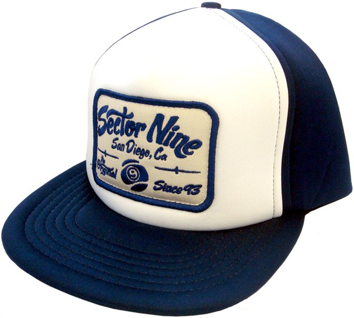 Sector 9 Original Foam Trucker Cap at Salty Peaks 1bfacdfc3e5