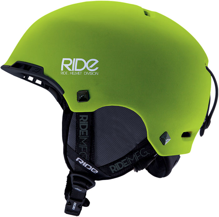 Ride Men's Ninja Snowboard Helmet [2013]