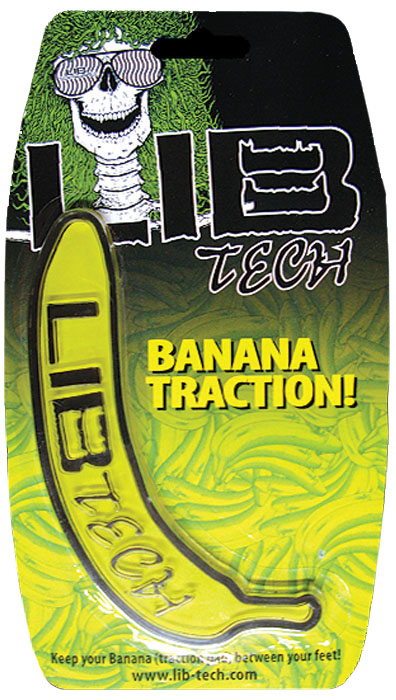 Lib Tech Banana Stomp Pad At Salty Peaks
