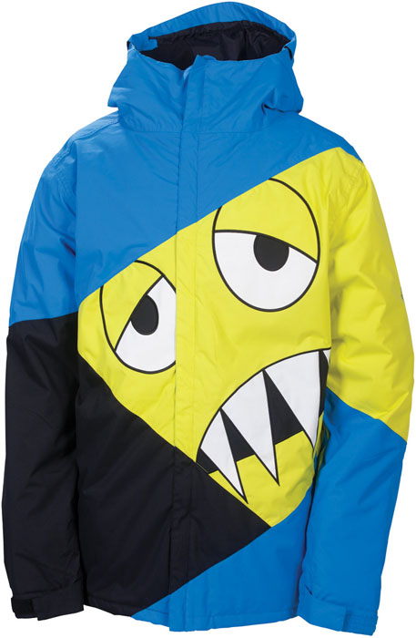 686 Snaggleface Insulated Snowboard Jacket