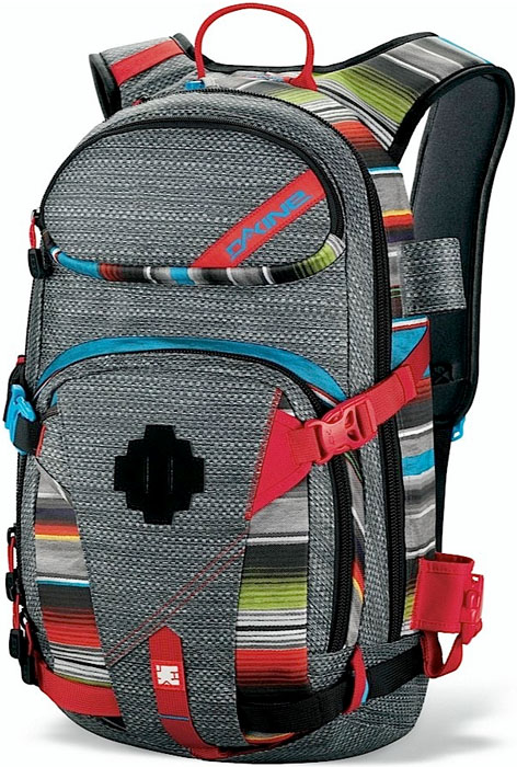 Dakine Heli Team Pro Elhardt Backpack at Salty Peaks