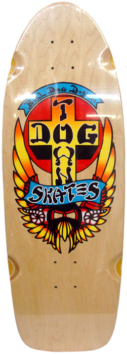Dogtown Bulldog Og Skateboard Deck At Salty Peaks