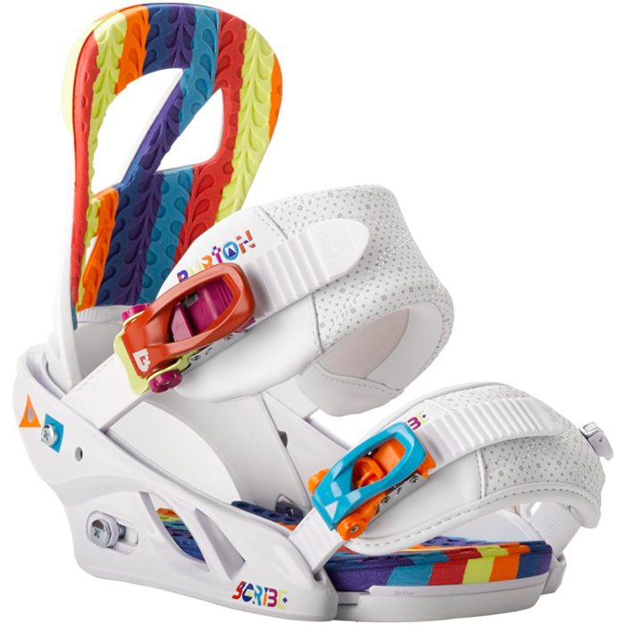 1b8df96cbbc Burton Scribe Womens Snowboard Bindings at Salty Peaks