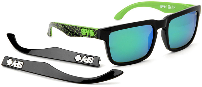 9686fb18d041 Spy Optic - Helm Sunglasses at Salty Peaks
