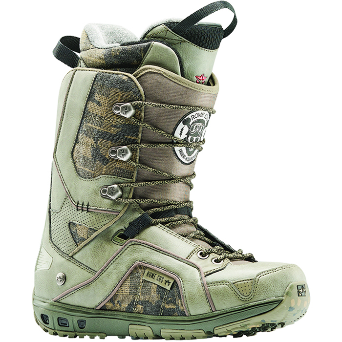 Rome SDS Libertine Snowboard Boots 2014 At Salty Peaks