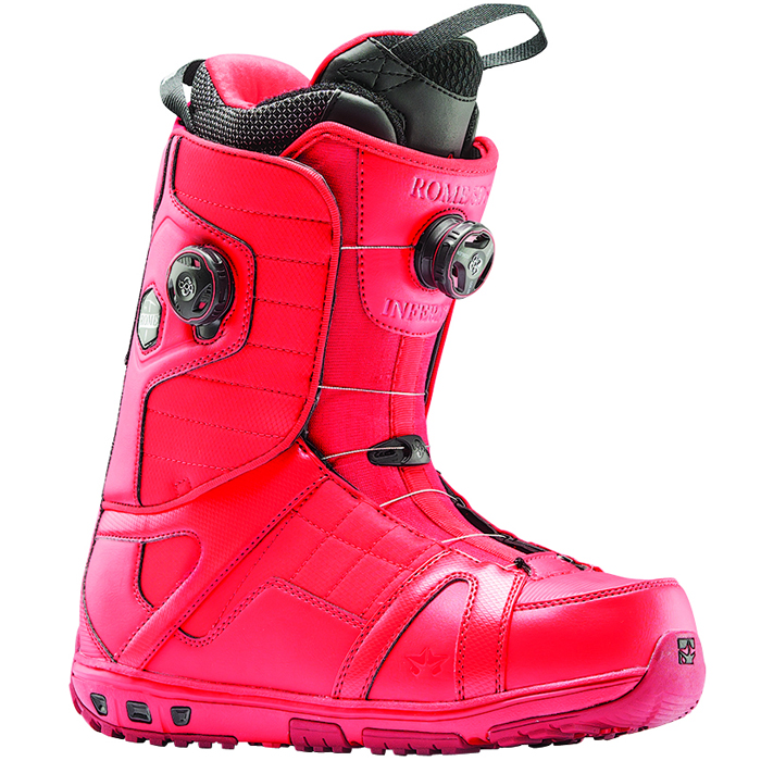 Rome SDS Inferno Boa Snowboard Boots 2014 At Salty Peaks
