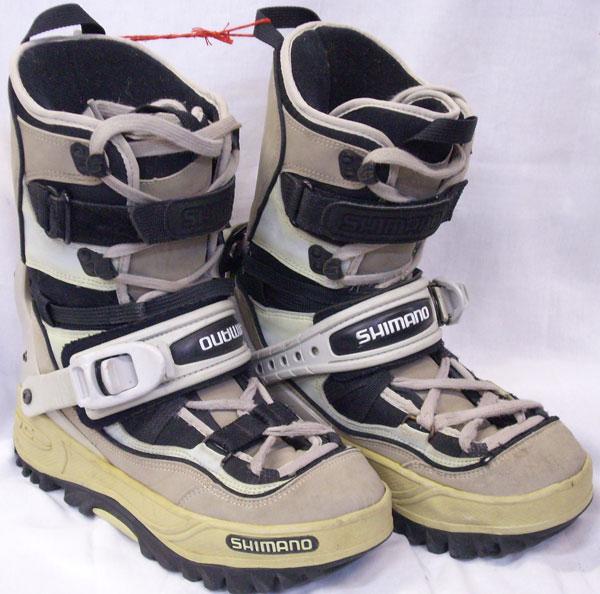 Shimano Skylord Step-In Snowboard Boots [Tan/Black #11