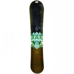 Burton Floater Snowboard Green 163