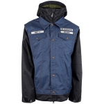 iNi Cooperative Amscrow Snowboard Jacket
