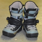 K2 Shimano Skylord Step-In Snowboard Boots [Blue #137] Size 9.5