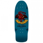 Powell Caballero LTD Skateboard Deck Blue 10