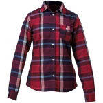 Roxy Two Way Riding Flannel Mid Layer Top - Women's