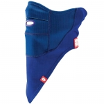 Airhole Technical Blue Neck Gaiter