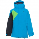 Volcom Antics Insulated Snowboard Jacket - Boys'