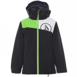 Volcom Scouler Insulated Snowboard Jacket - Boys'
