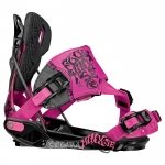 Flow Minx-SE Snowboard Bindings - Women's
