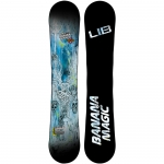 Lib Tech Banana Magic BTX Horsepower Wide Snowboard