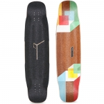 Loaded Tesseract Longboard Deck 39