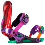 Ride DVa Snowboard Bindings - Women's