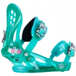 Ride KS Snowboard Bindings- Women's