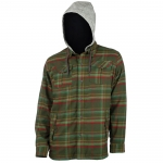Gnu Riding Shirt Snowboard Jacket