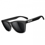 Oakley Frogskins Sunglasses Polished Black