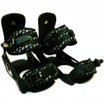 Airwalk Snowboard Bindings - Large