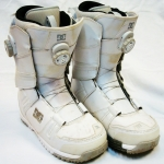 DC Judge Snowboard Boots - 8