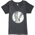 Volcom Taste of Life V-Neck Tee - Women's